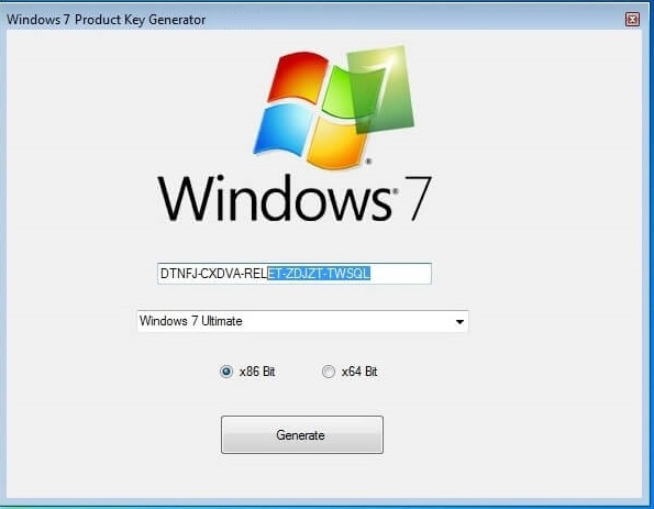 Windows 7 Product Key For All Editions 32-64Bit [2021]
